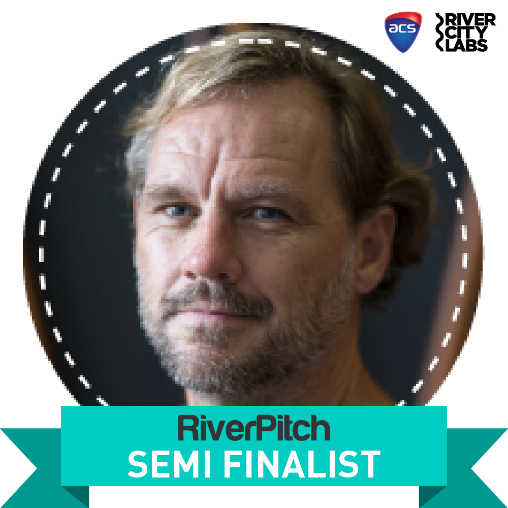 Realar #RiverPitch Semi-finalist