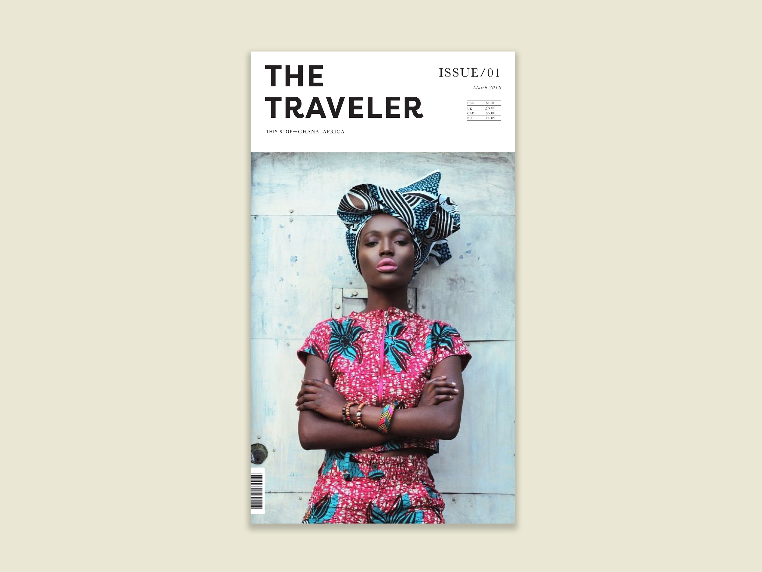 The Traveller_Cover Page