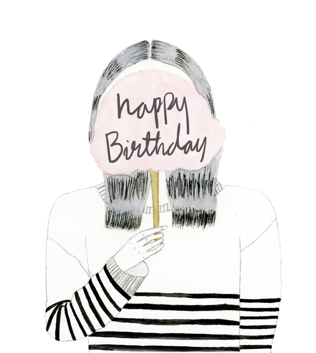 Cotton Candy Birthday