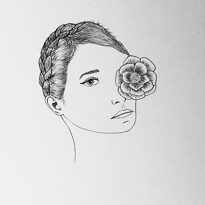 Flowering Eye
