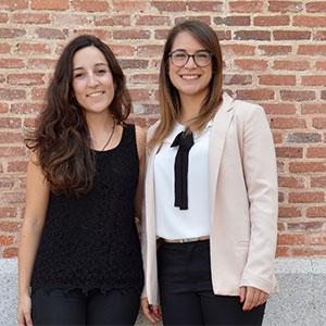 Marina Rincon y Fanny Basanta fundadoras de Co.
