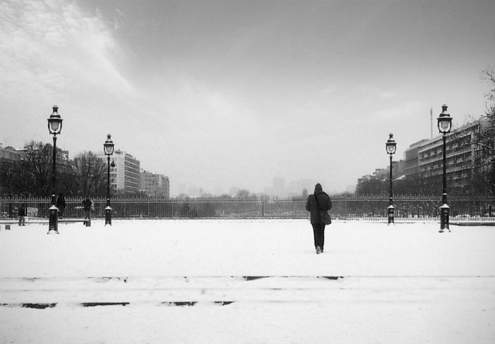 Bastille, Paris, 2013