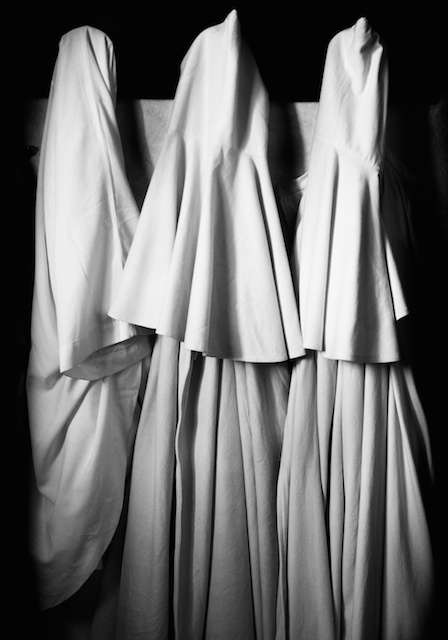 Monks' Robes, Sant'Antimo, Italy