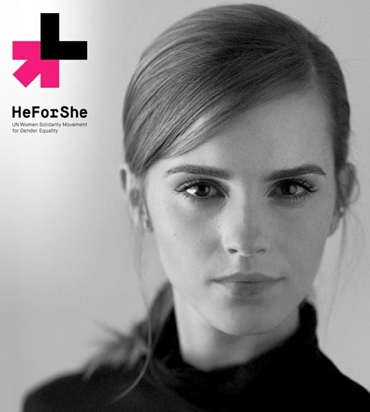 Emma Watson He for She