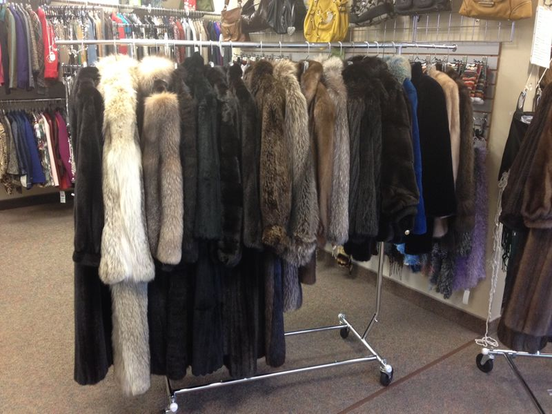 We have a large selection of furs