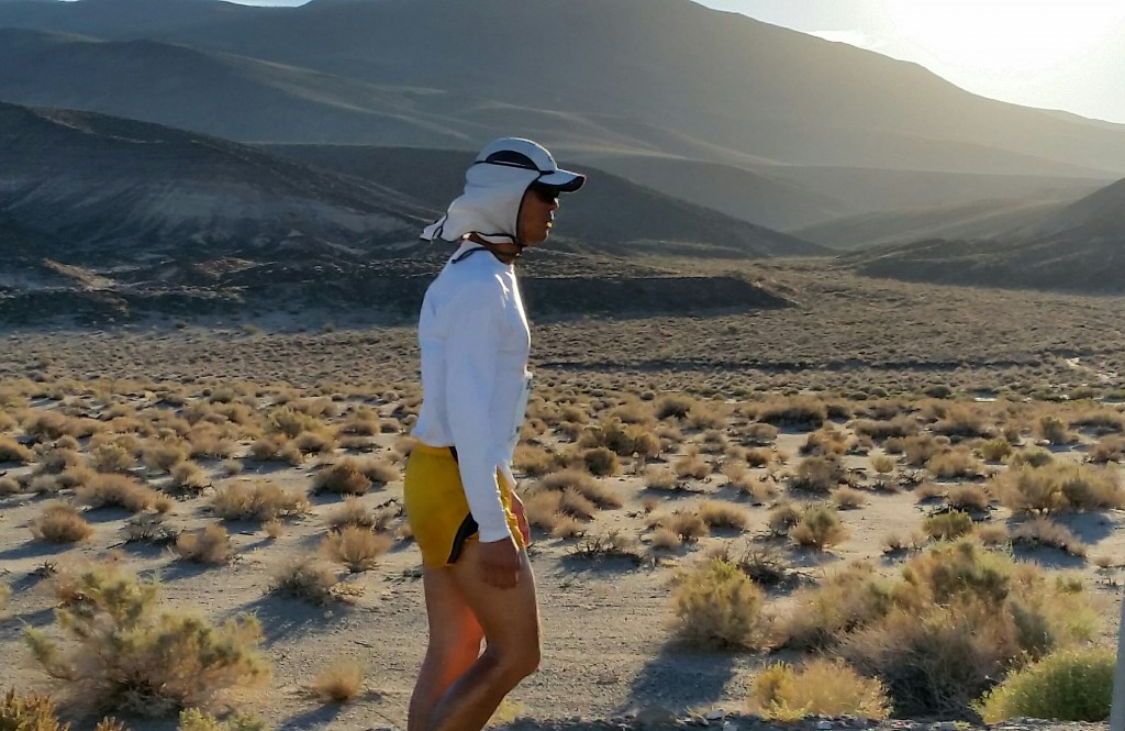 Gerald. Badwater 135 Finisher 2014. Photo: D. Tabios
