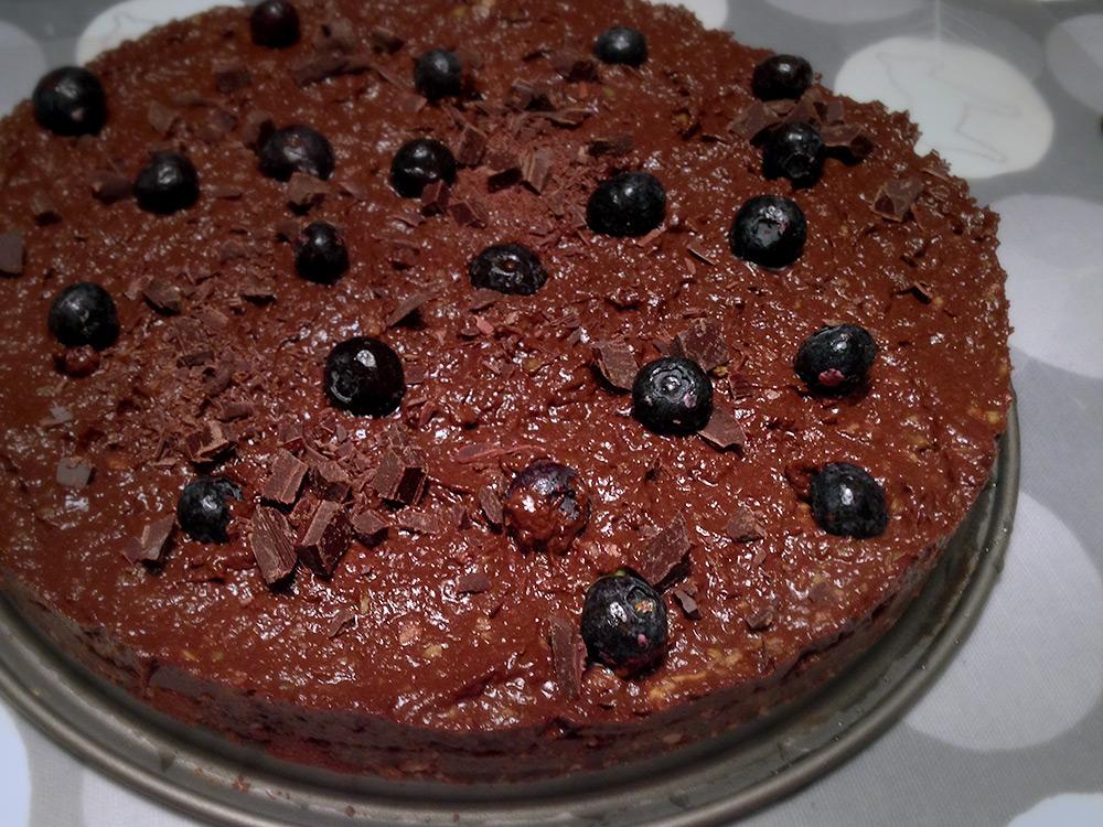 Och sen blev vi bjudna på världens godaste (och nyttigaste)kaka efteråt! Tack Ingemar <3