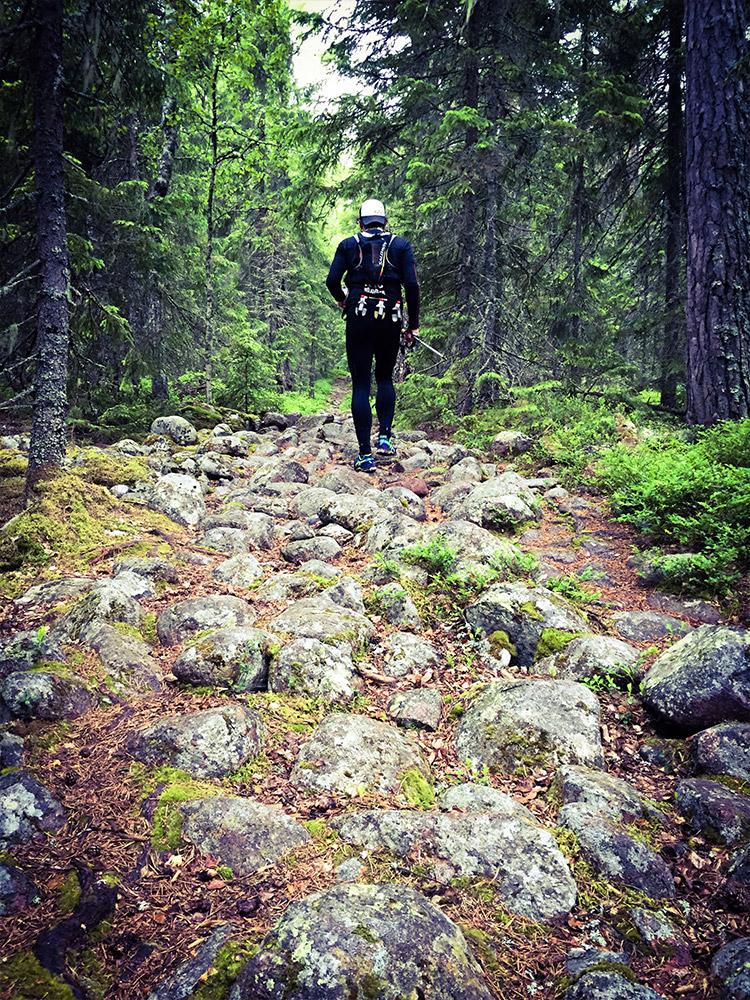 Ganska maxad traillöpning :)