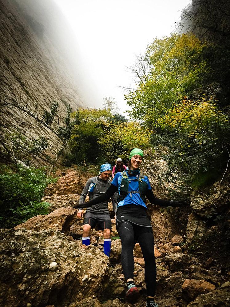 """""""Jag kan verkligen helhjärtat rekomendera denna resa. Underbar miljö för löpning och fantastiskt fina människor som arrangerar - tveka inte - åk!!""""  - Josefin Forsell, Bergslöparna"""