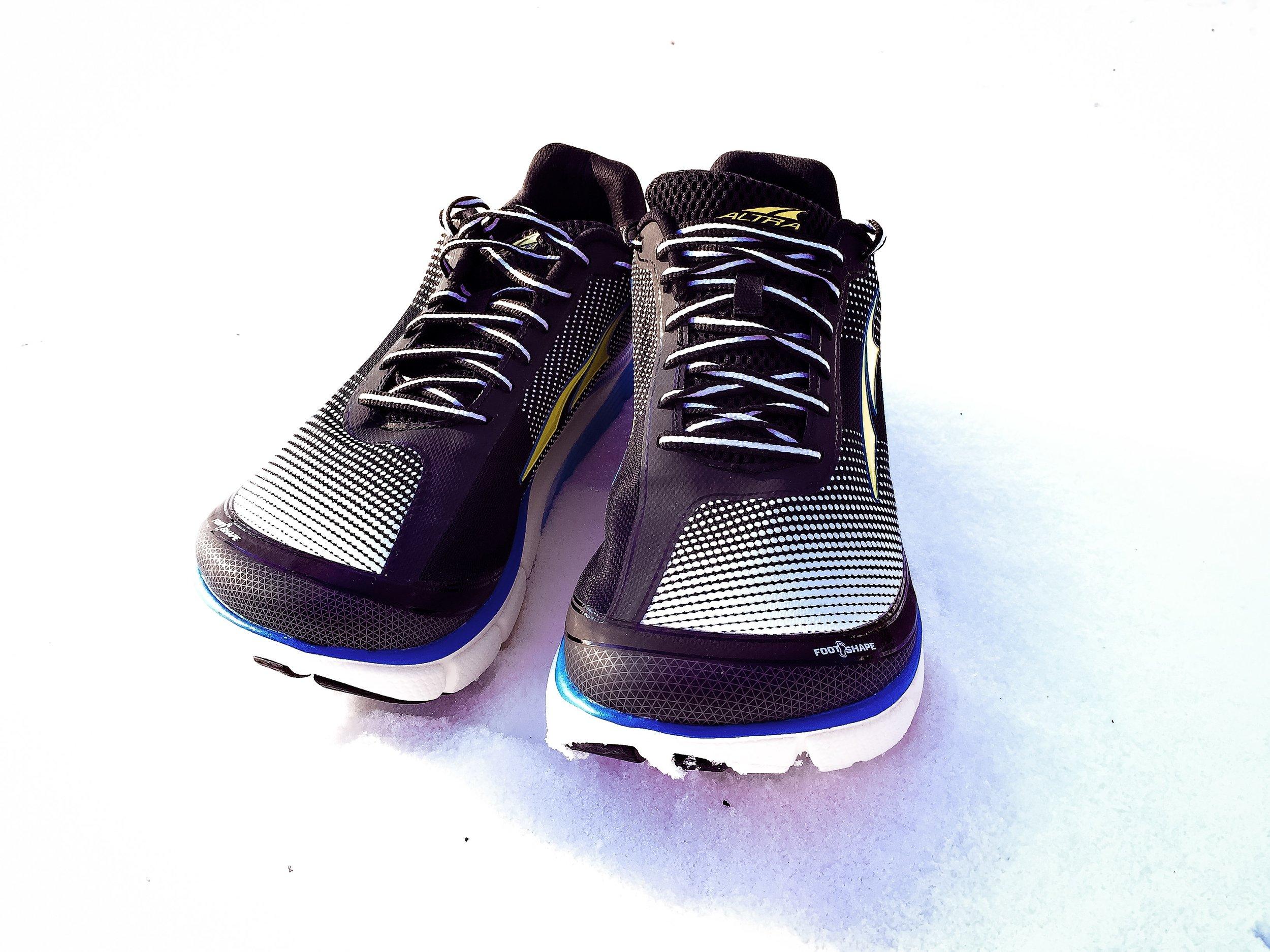 Dessa skor kommer att springa långt...Altra Torin 2.5.