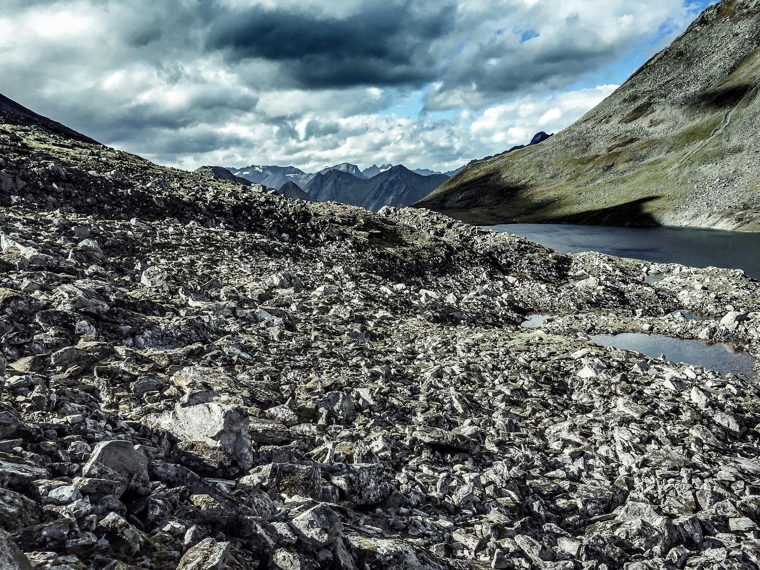 Tänkte träna på sten-löpning i Norge som ett av nyckelpassen inför EHM!