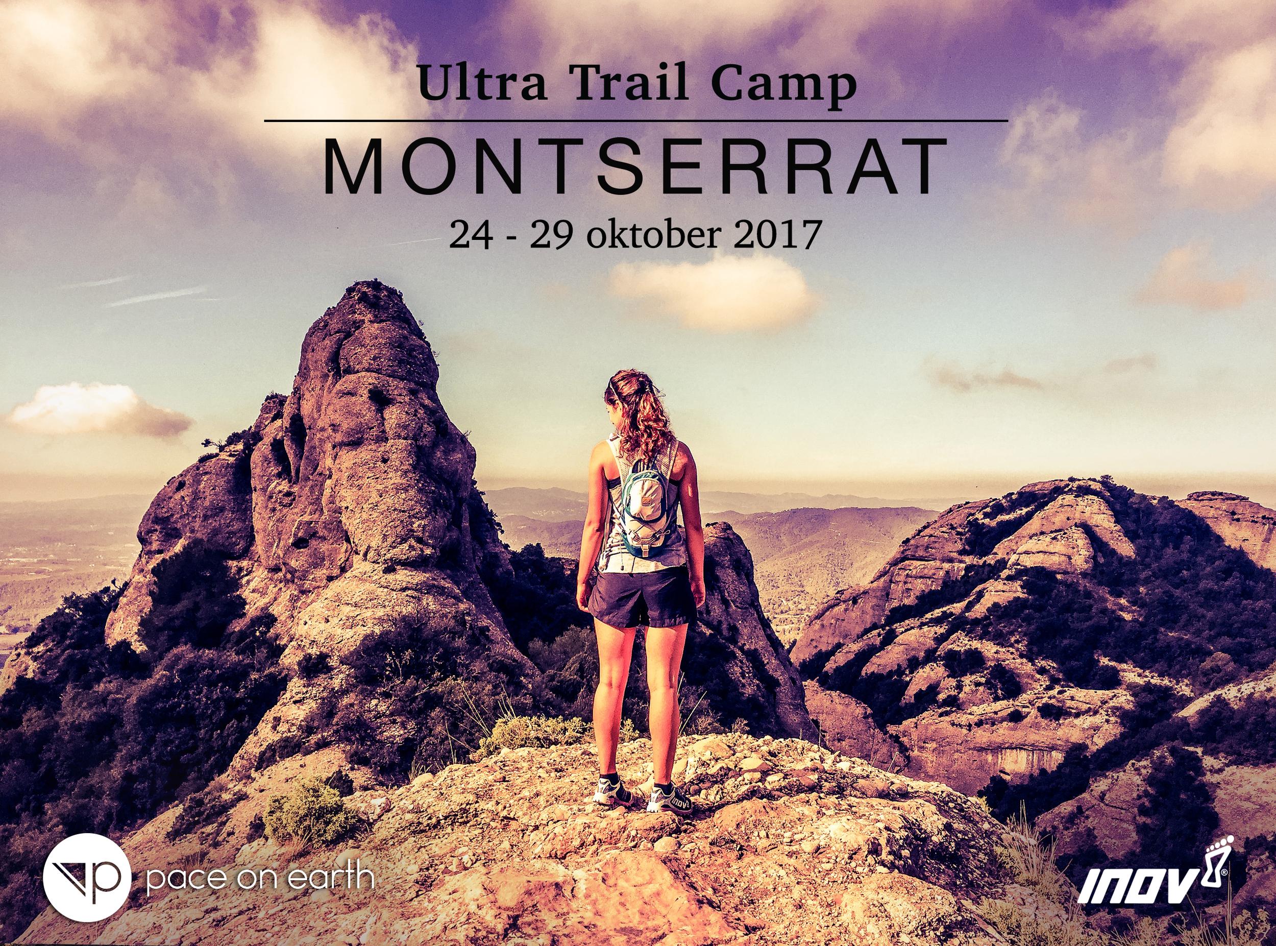 Följ med oss på löparresa till magiska Montserrat! Fåtal platser kvar >