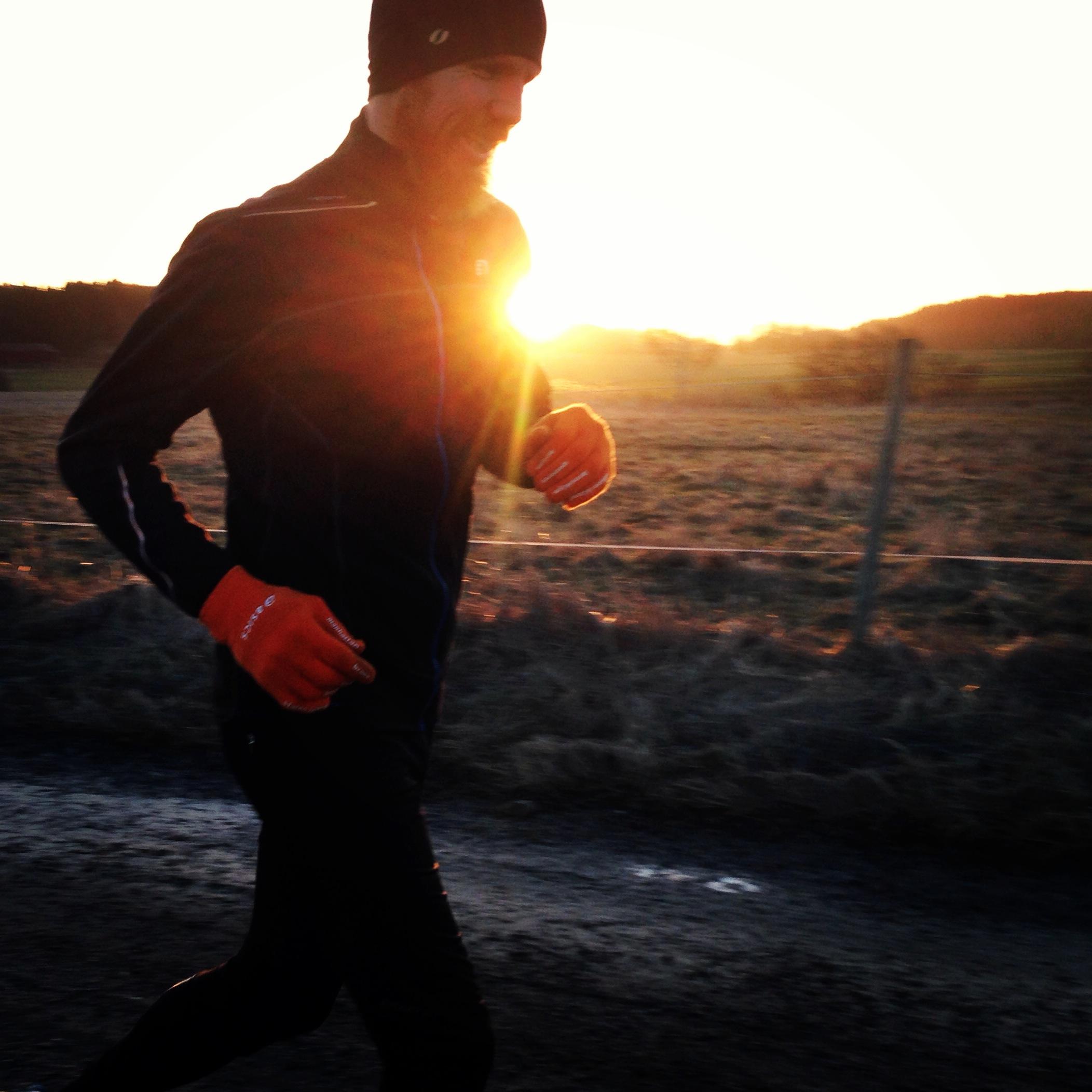Johnny om varför - Jag har alltid idrottat men i vuxen ålder började jag springa för att jag gillade