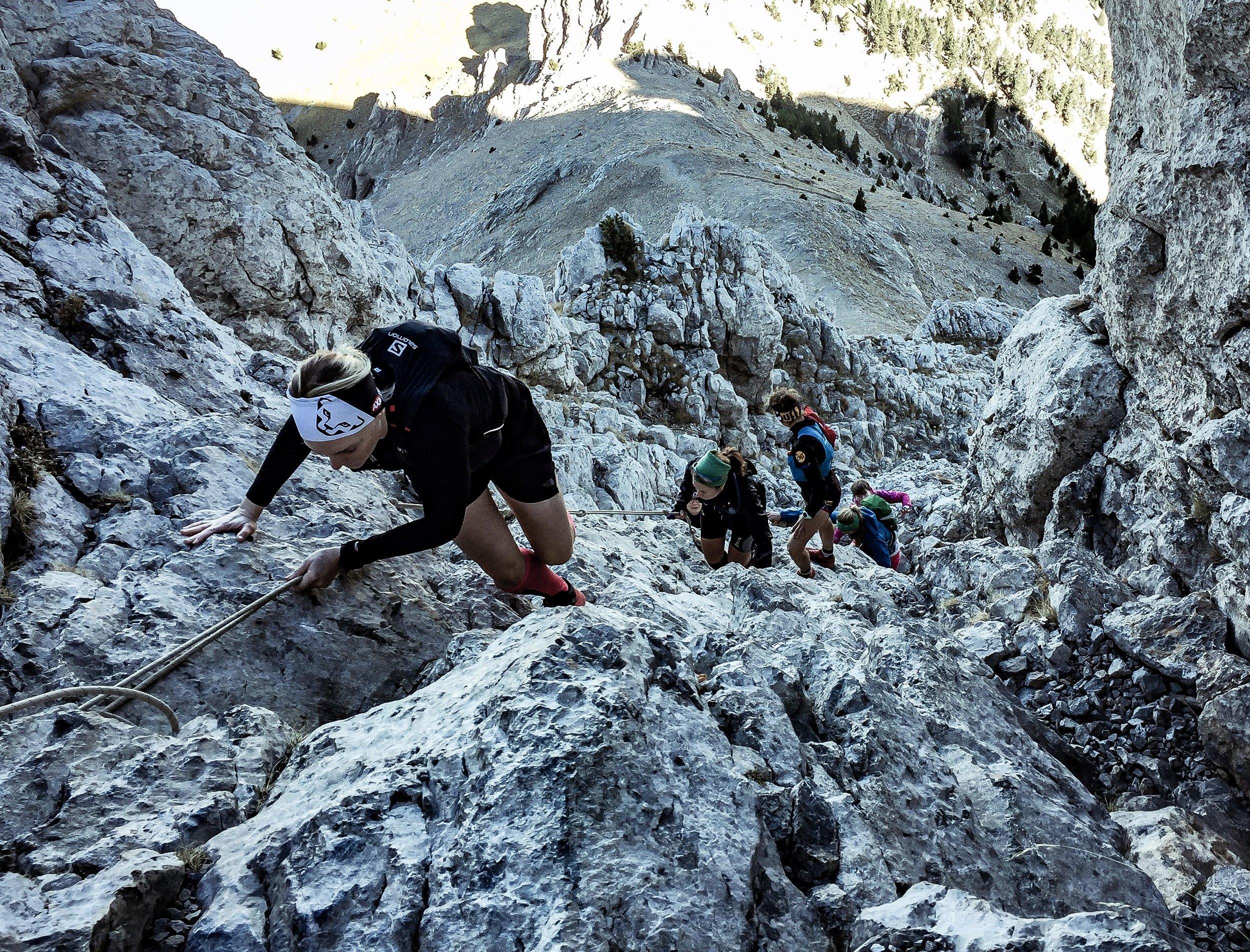 På vårt Ultra Trail Camp Montserrat 2017 var det några av deltagarna som fick kämpa med en höjdrädsla de inte riktigt visste att de hade...