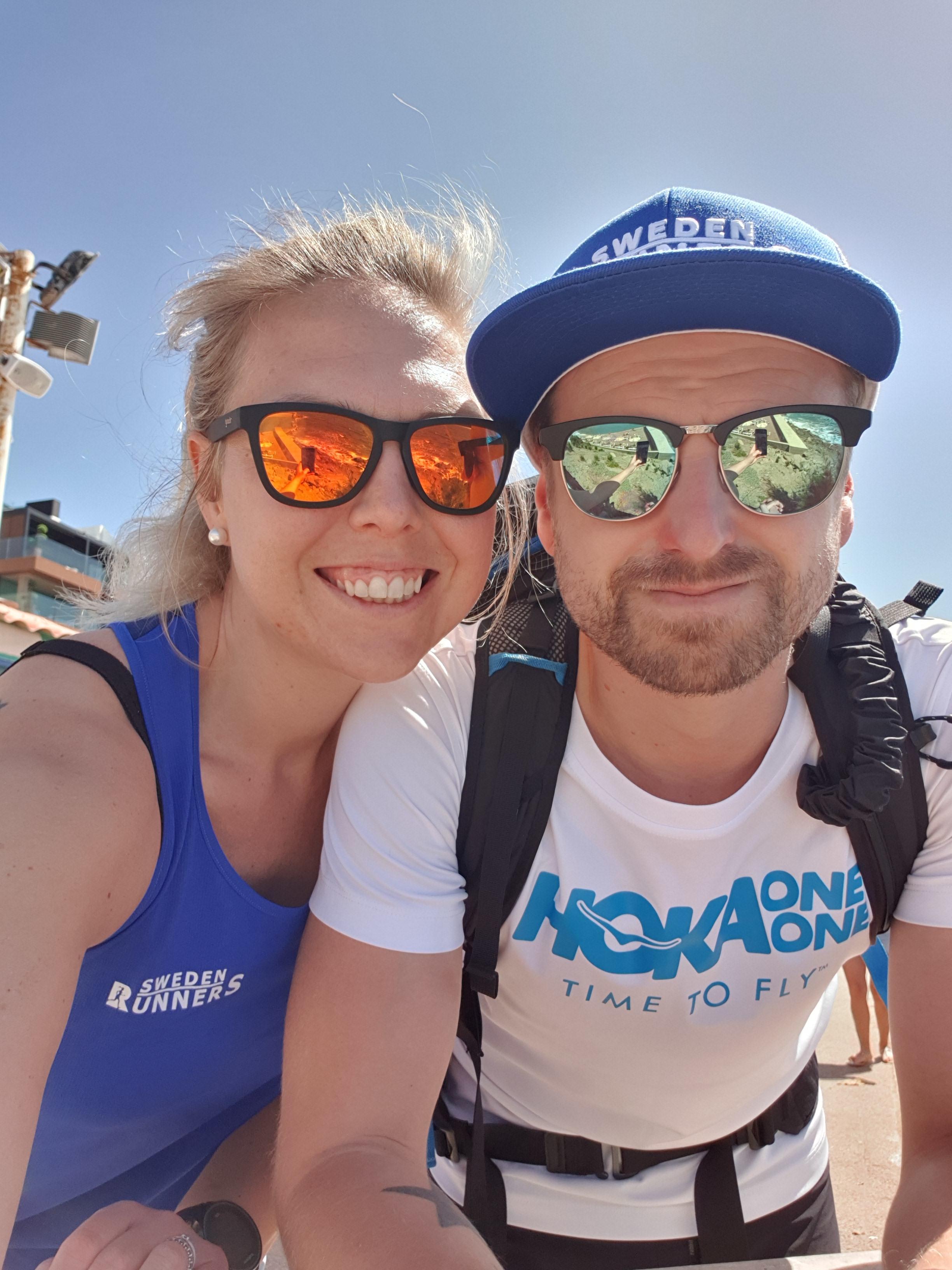 Marcus och Petra Ekenstierna, Sweden Runners
