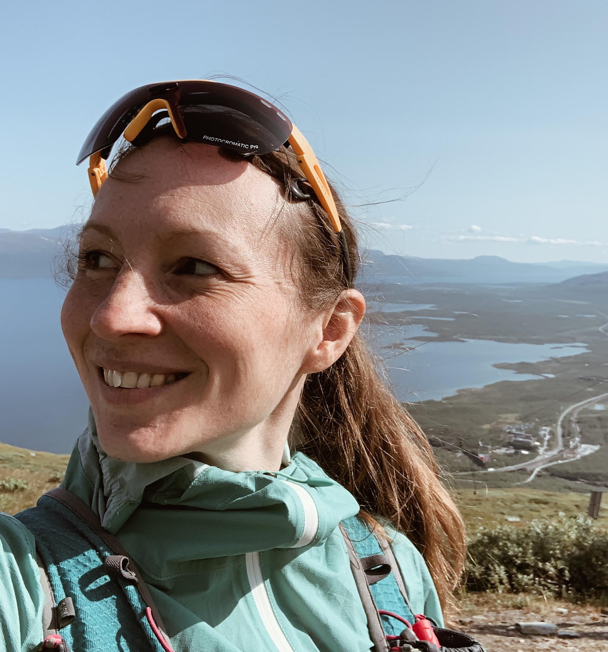 Ellen Westfelt har sprungit varje dag sen 4 september 2013, alltså mer än 6 år.