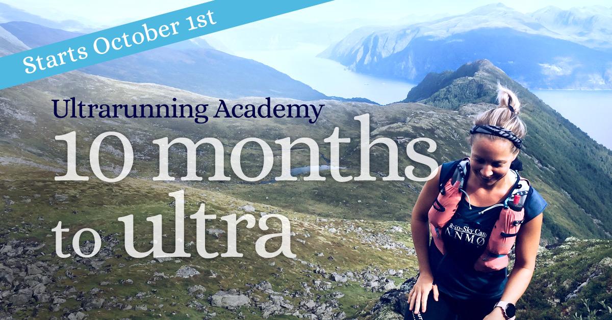 Vårt coachingprogram på engelska  10 months to ultra  startar också 1:a oktober,  tipsa gärna engelsktalande vänner som du tror skulle vara intresserade!