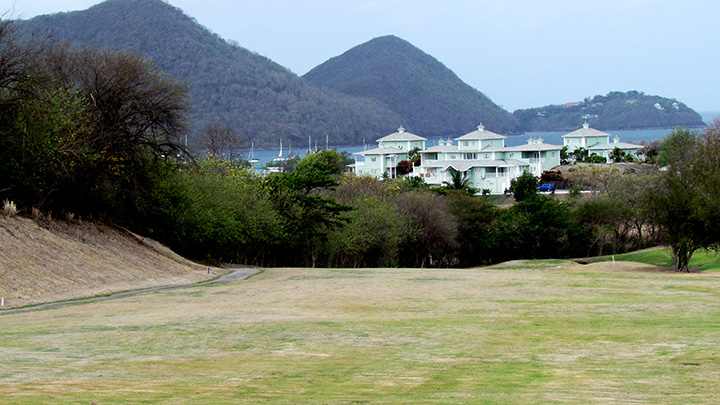 St. Lucia Golf Resort & Country Club