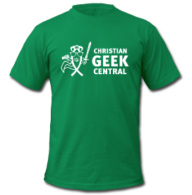 Christian Geek Central T-shirt