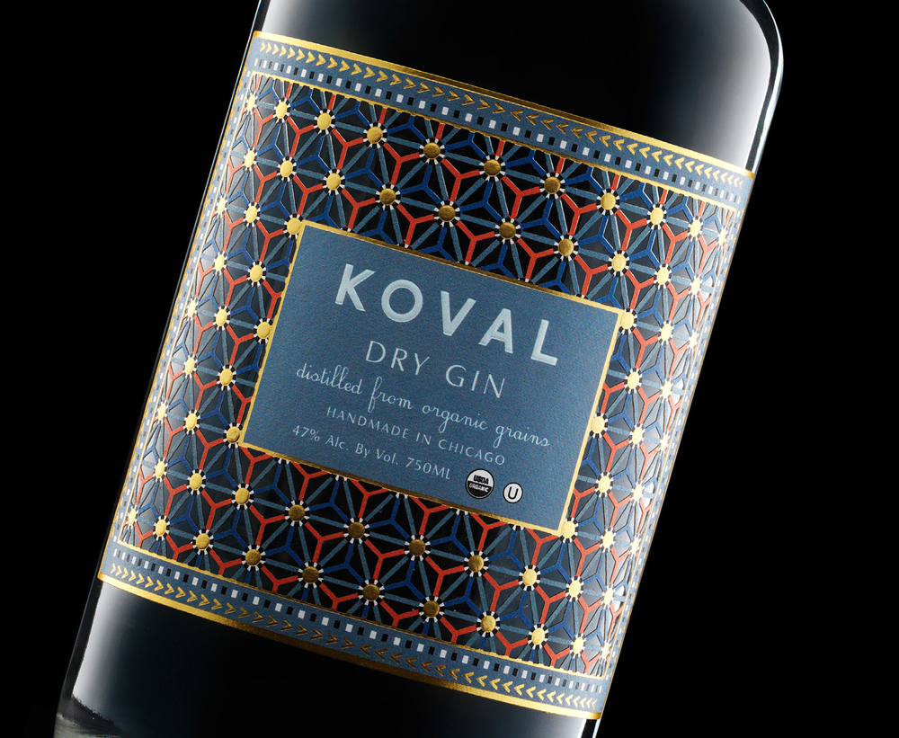 KOVAL Distillery's Dry Gin
