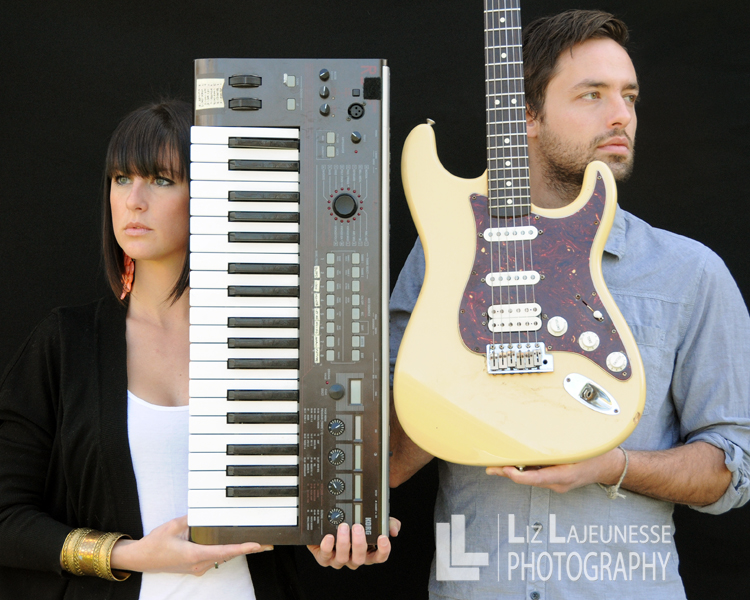 Phantogram by Liz Lajeunesse Photography