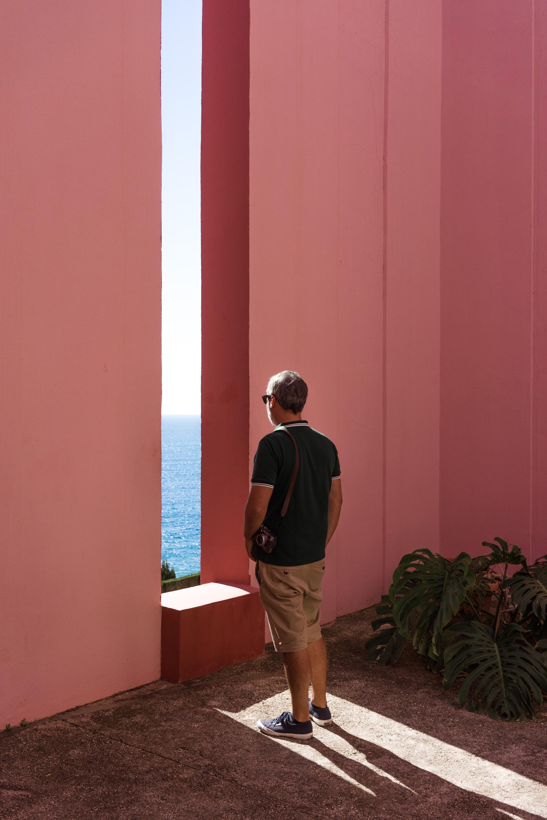 muralla roja Bofill