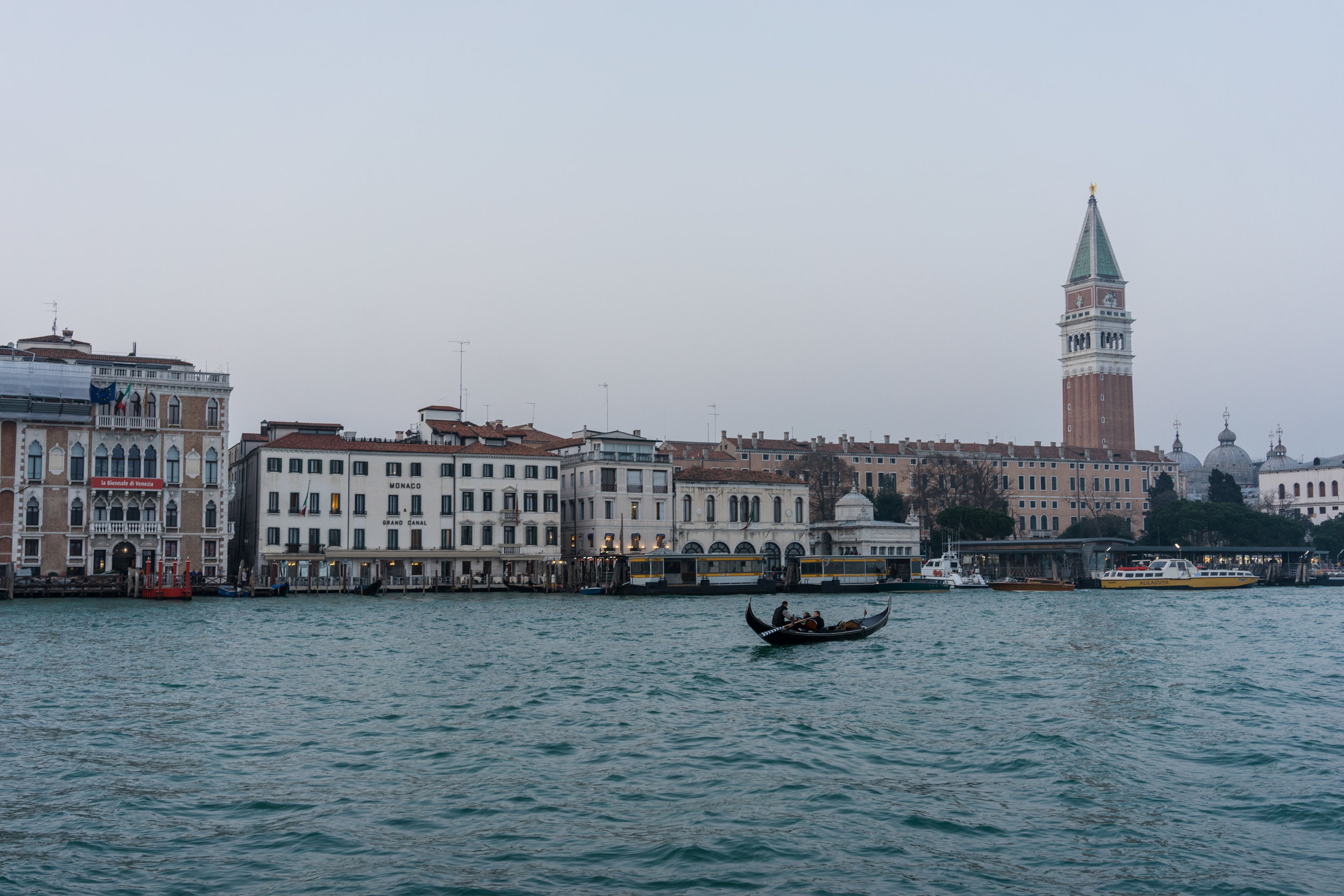 Venecia noche