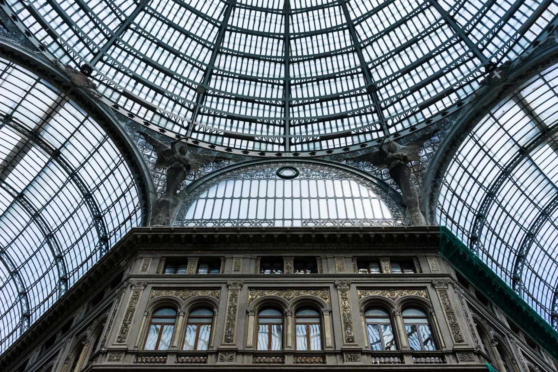 galerías Umberto I
