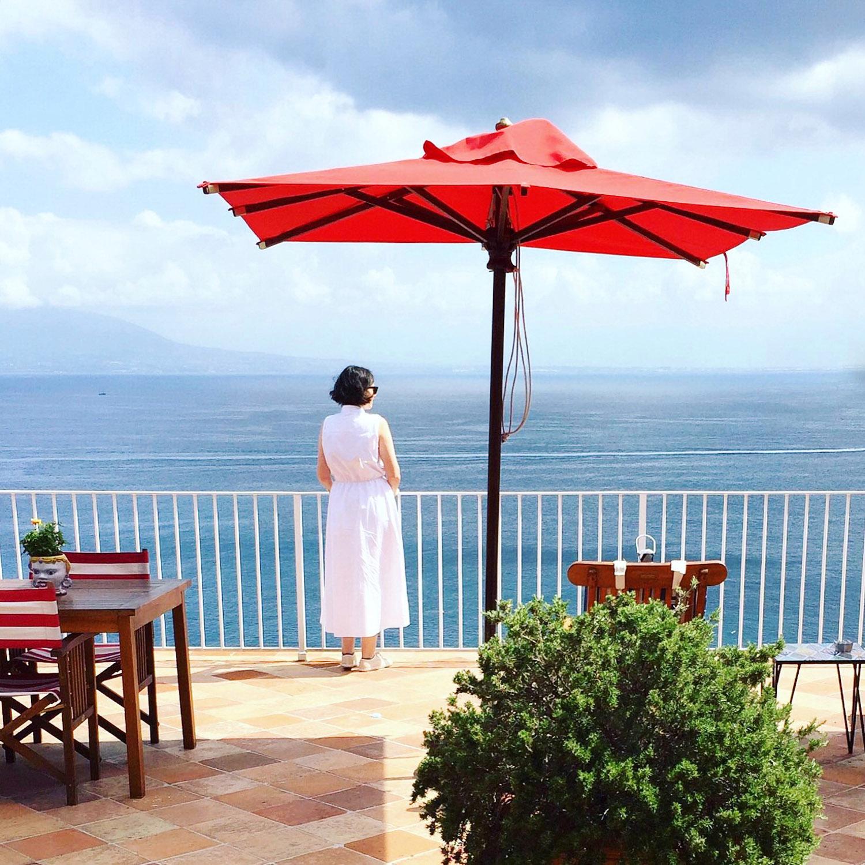 Hotel Maison la Minervetta vistas Vesubio