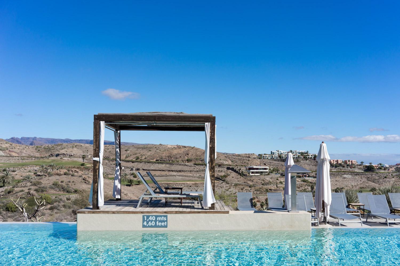 sheraton piscina