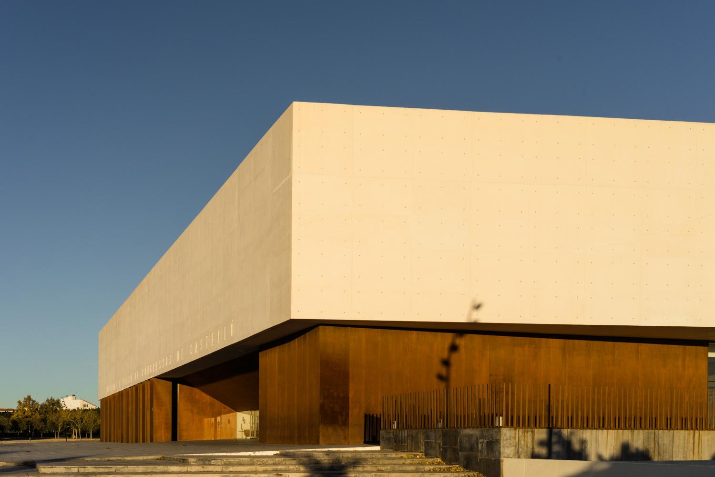 auditori i Palau de congressos Castelló