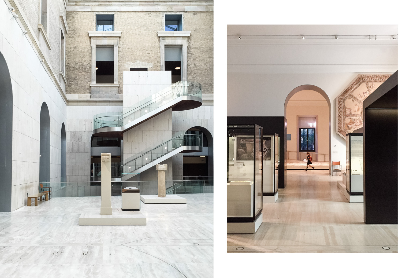 museo arqueológico nacional Madrid
