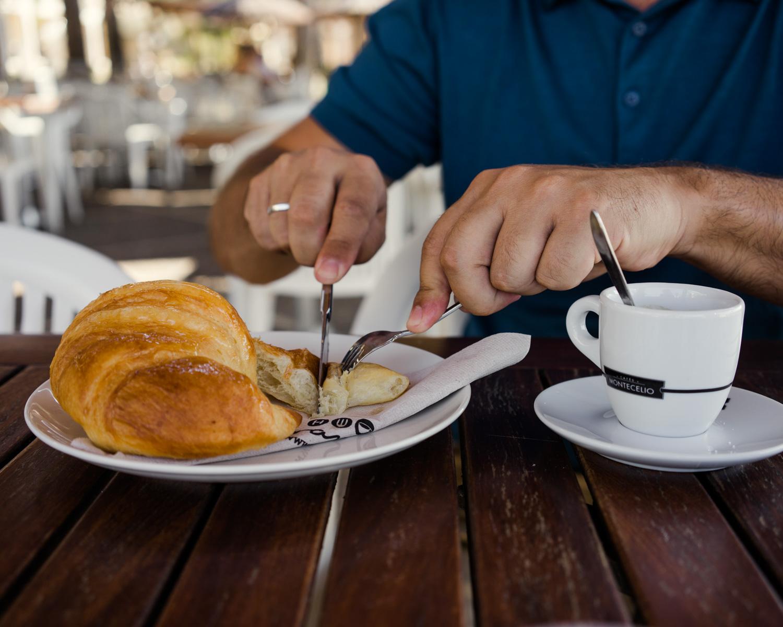 desayuno en Voramar Benicasim