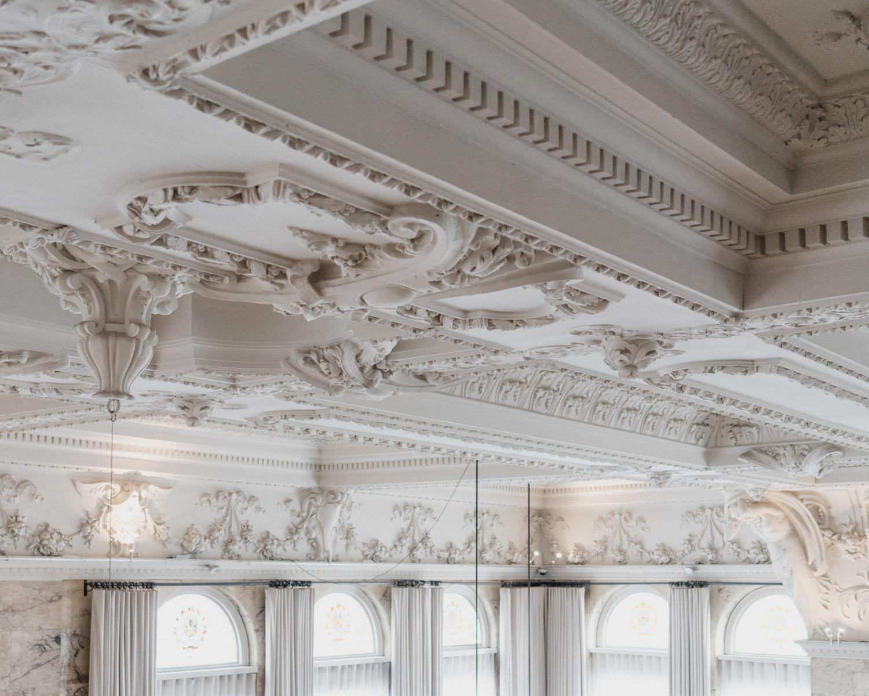 techos del hotel London Edition