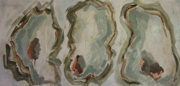 Oysters Still Life