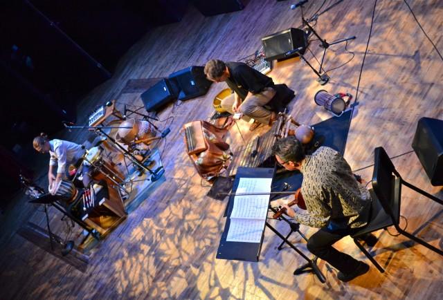 Mark Stone Trio at Oakland University, 2013