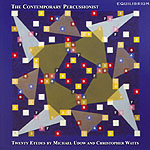 The Contemporary Percussionist  Michael Udow Equilibrium