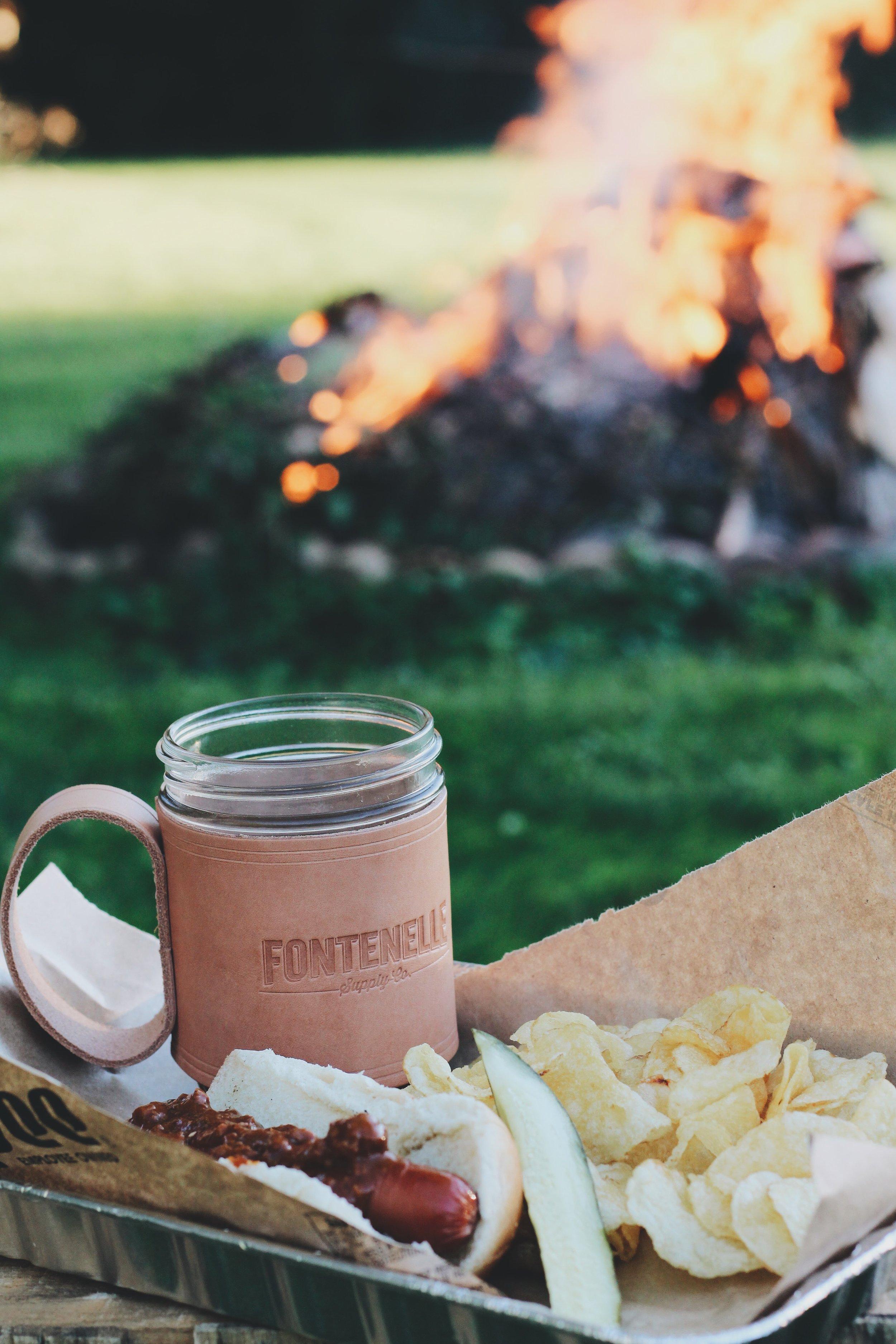 Camp Mug  c/o  Fontenelle Supply Co.