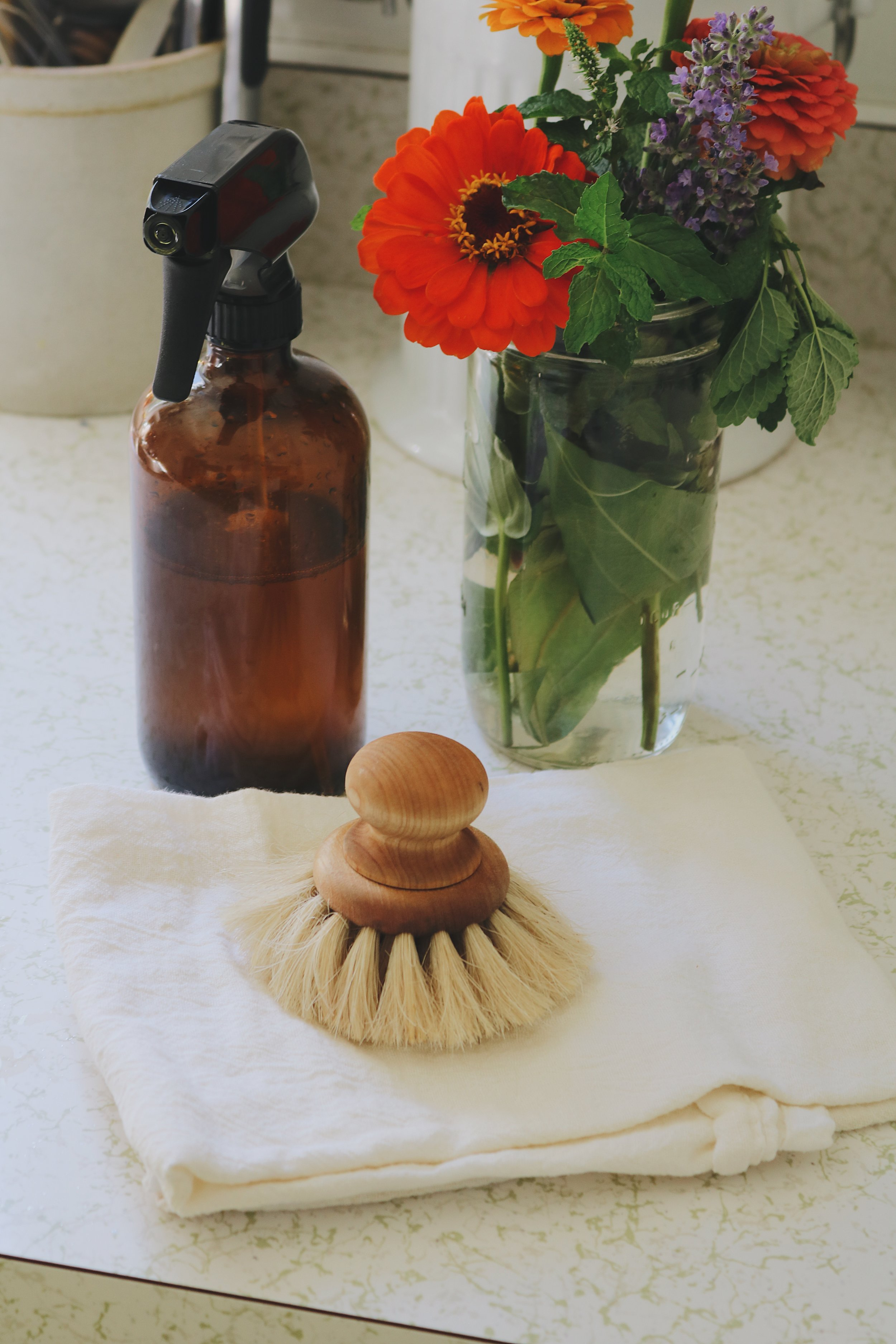 Herbal Interests | All Purpose Deodorizing Cleaner - Under A Tin Roof Blog