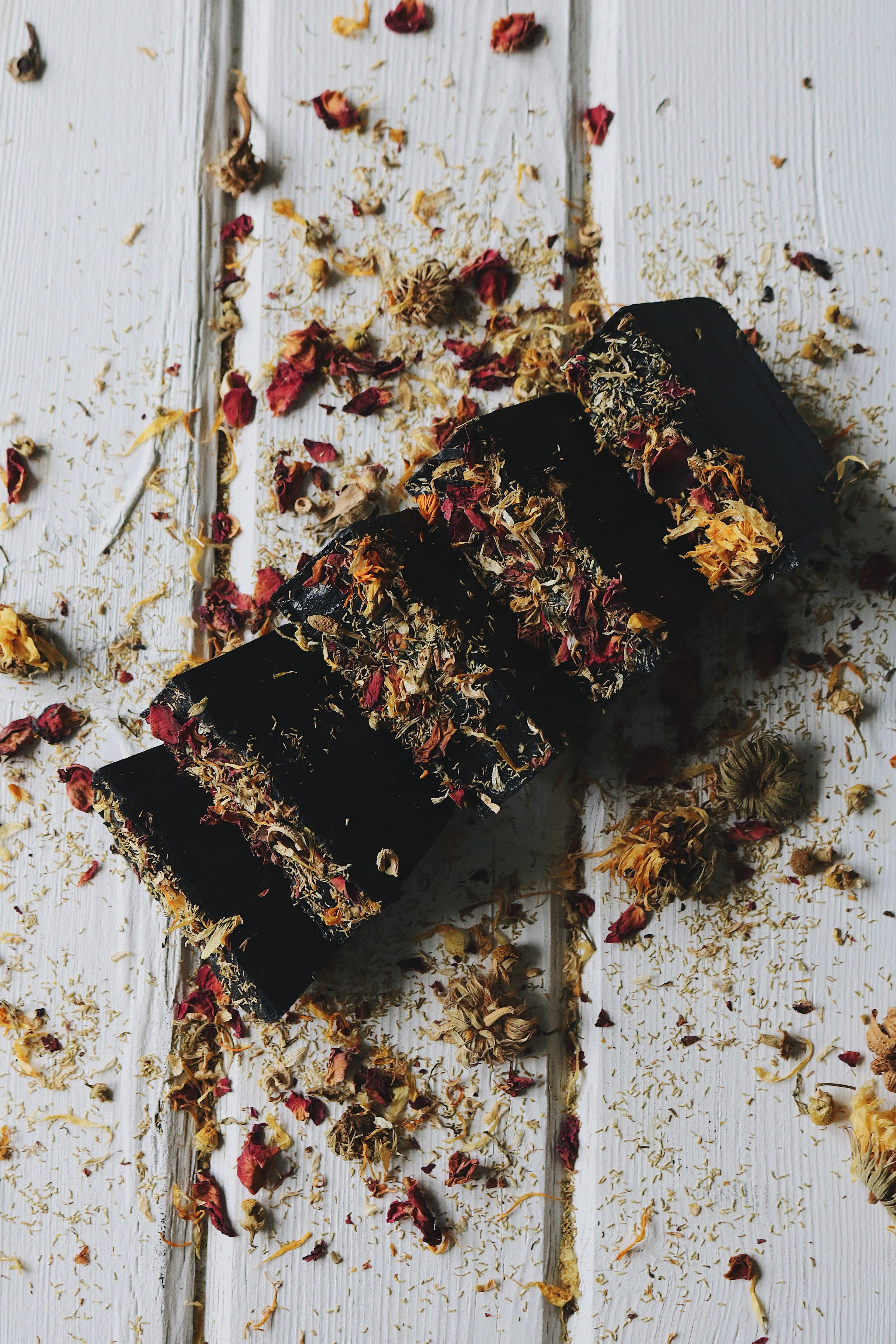 Herbal Interests | Practical Magic Black Soap - Under A Tin Roof Blog