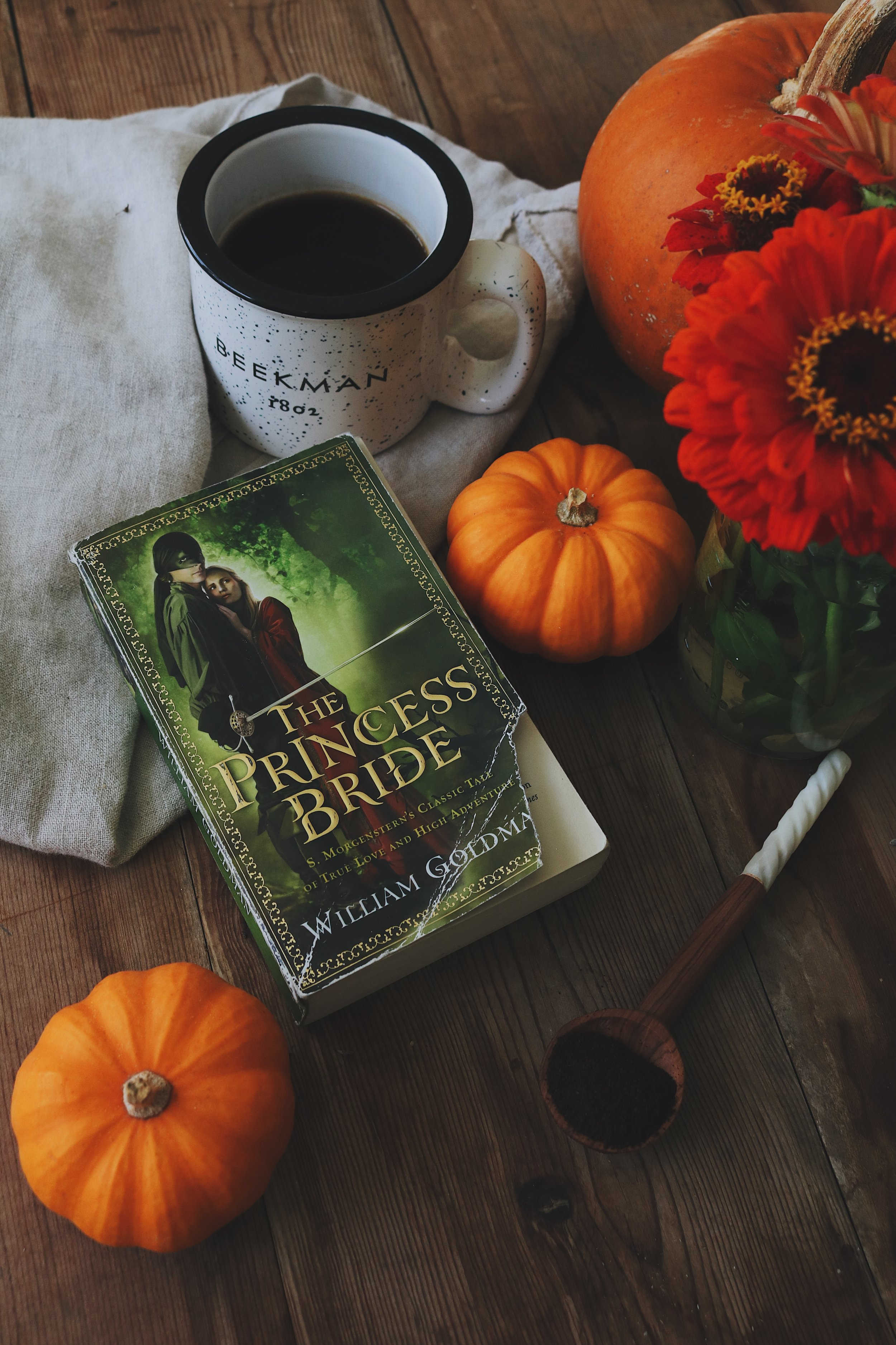 UATR Book Club | The Princess Bride - Under A Tin Roof Blog
