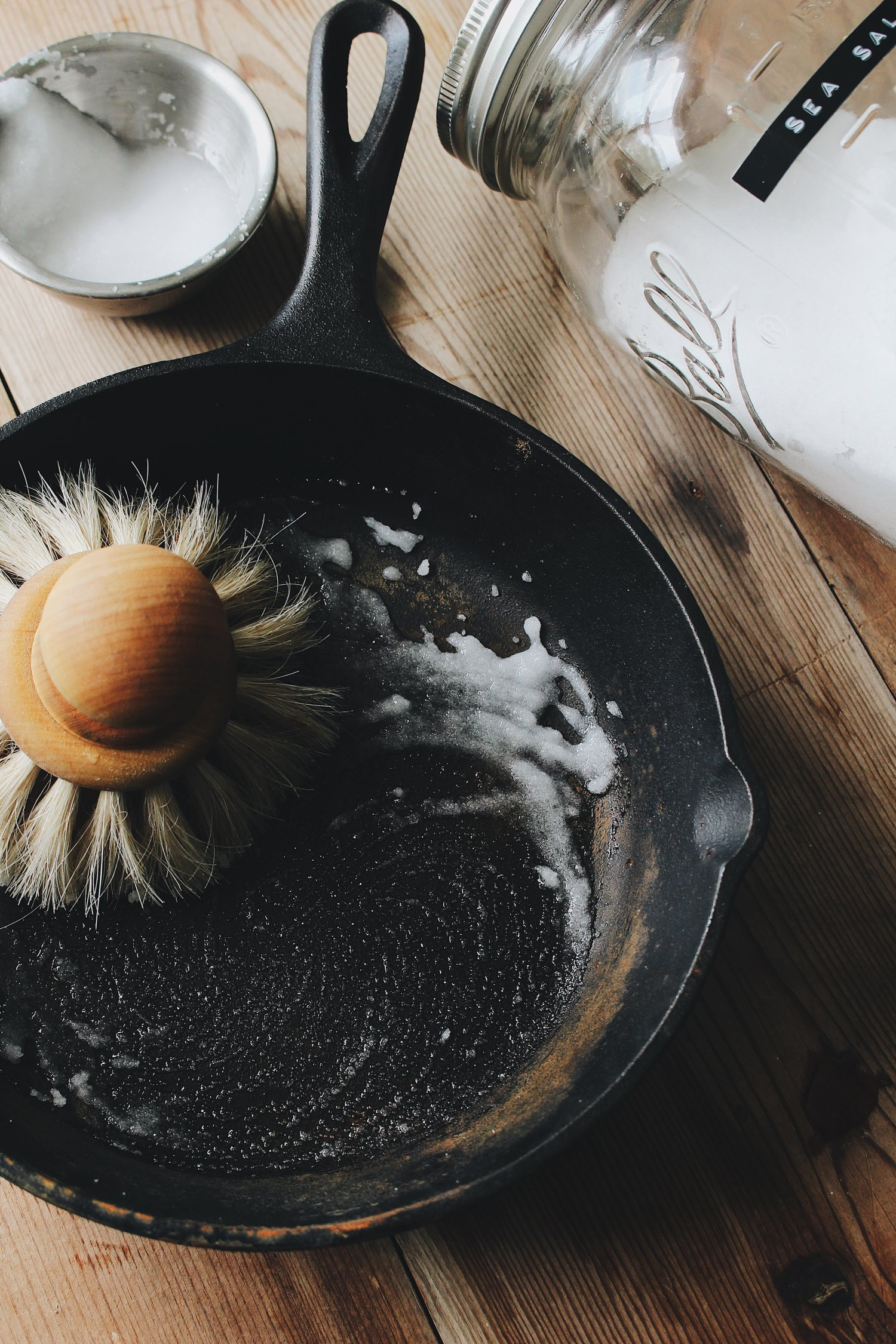 How to Care for Your Cast Iron Skillet