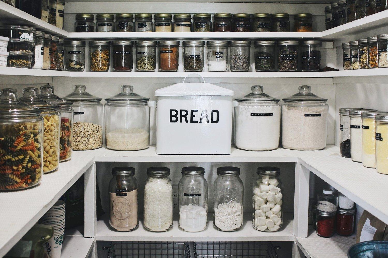 How to Organize a Bulk Pantry