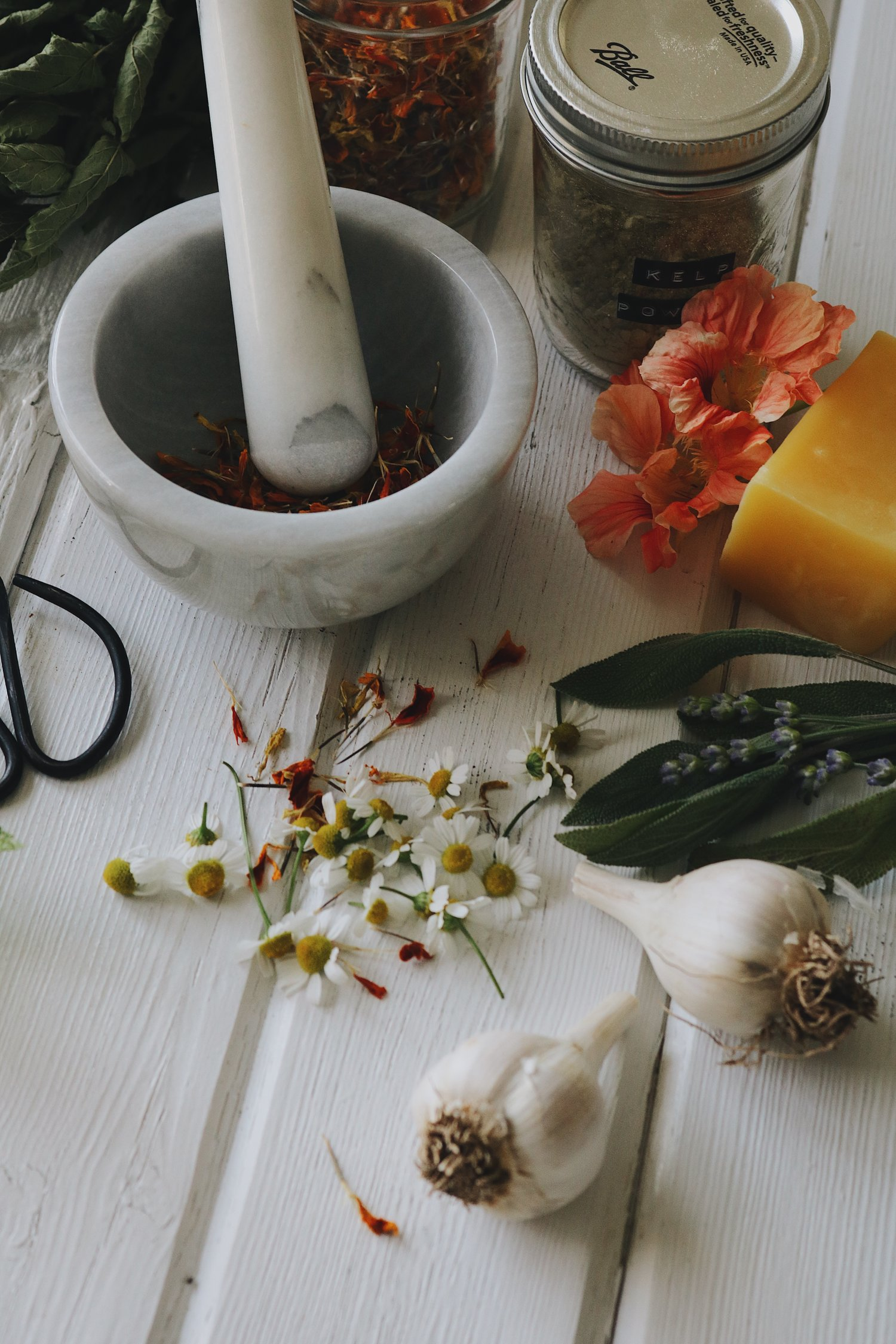Tools You Need in Your Home Apothecary