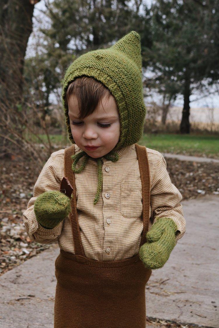 FREE Toddler Mitten Pattern