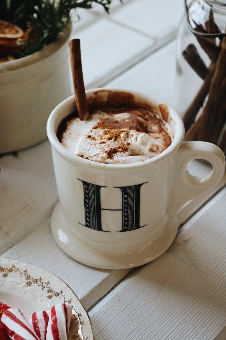 Hot Chocolate the 18th Century Way