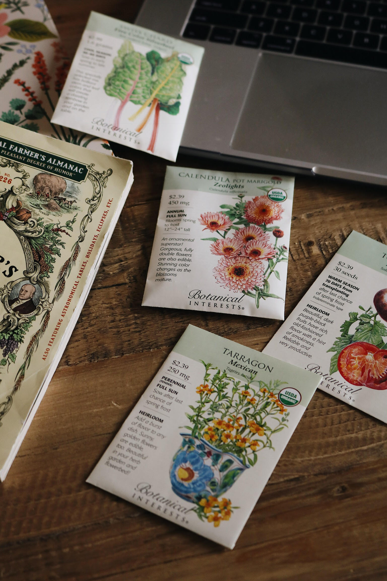Returning to Our Roots | Spring Planting Guide - Under A Tin Roof Blog