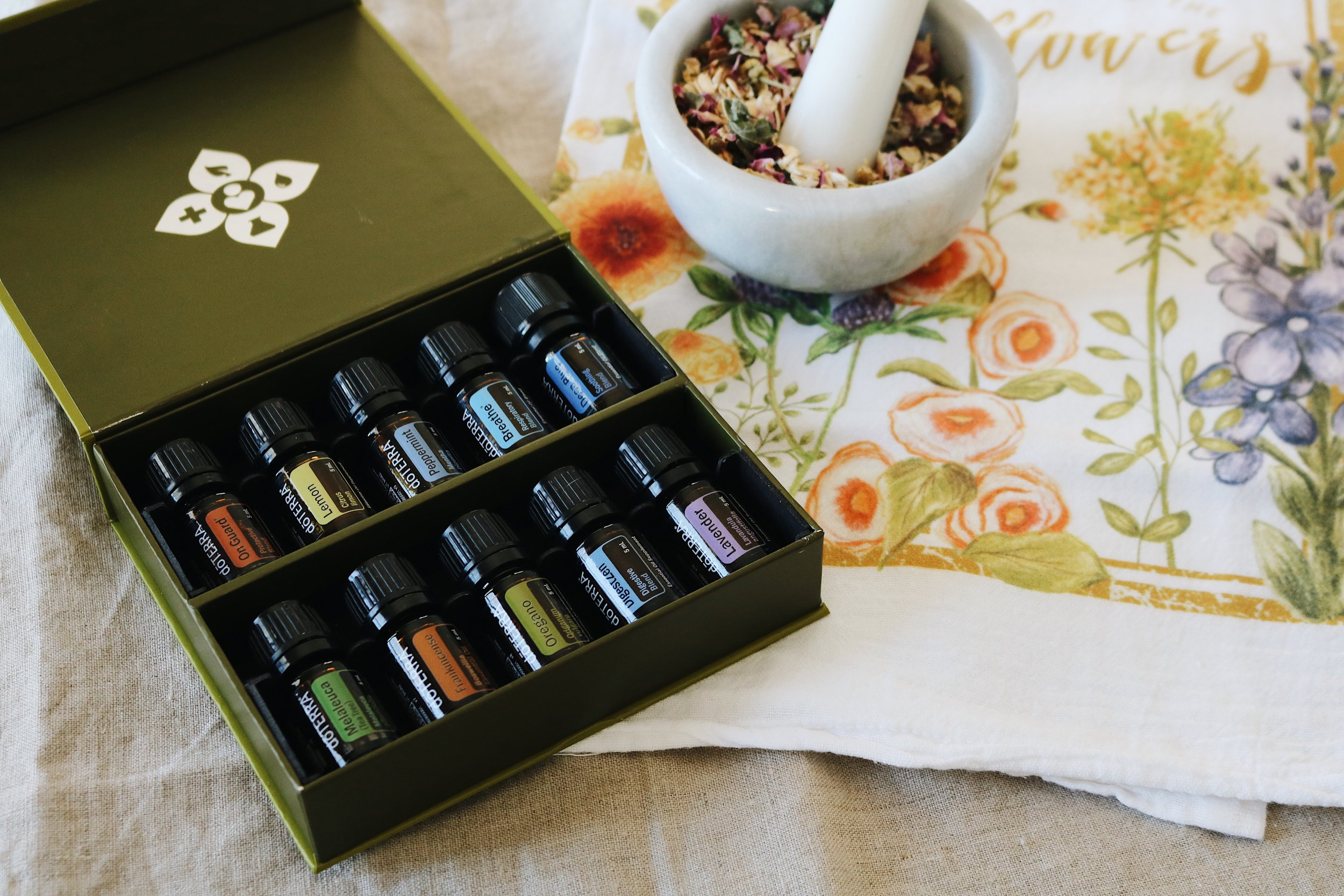 Essential Oil Wellness - Under A Tin Roof