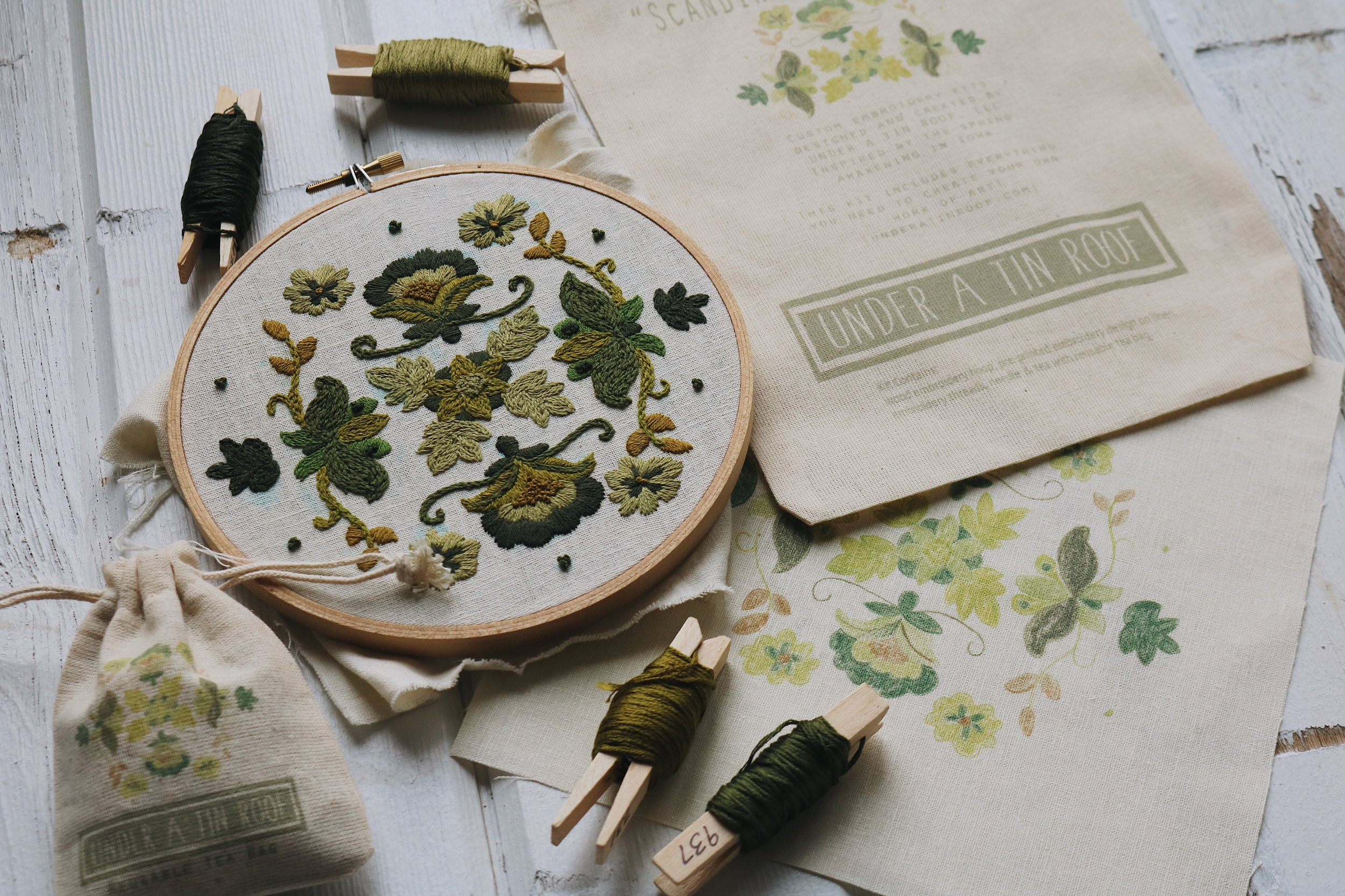 """UATR Embroidery Club 