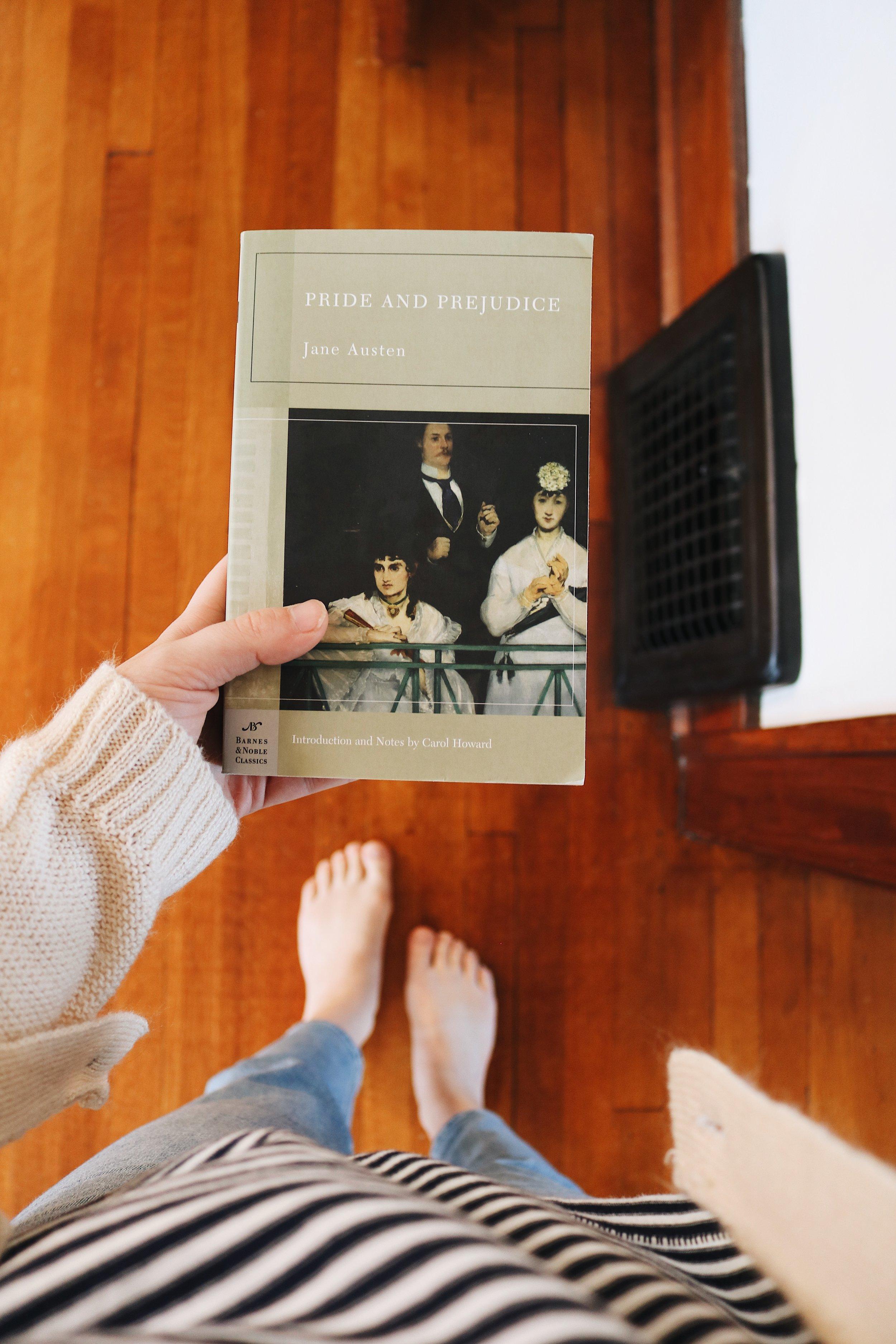 UATR Book Club | Pride and Prejudice Discussion - Under A Tin Roof Blog